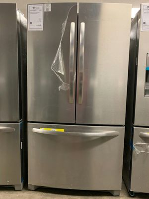 New Frigidaire Stainless Steel French Door Refrigerator w/ Ice Maker..1yr Manufacturers Warranty👆Paradise Appliance for Sale in Chandler, AZ