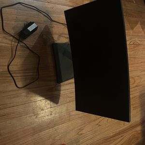 24 Inch 144hz Curved Gaming Monitor for Sale in Queens, NY