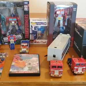 Transformers Optimus Prime Lot for Sale in Anaheim, CA