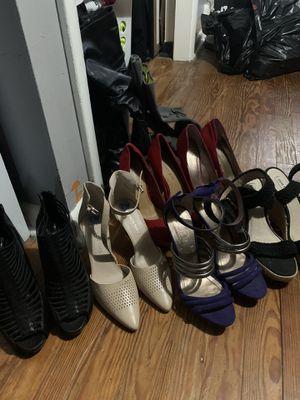 Women's Heel Bundle for Sale in Burlington, NJ
