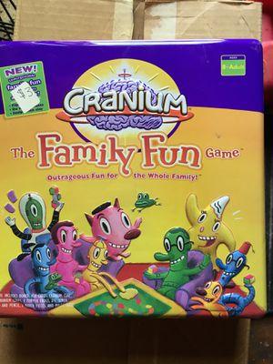 Cranium the family fun game for Sale in Lebanon, TN