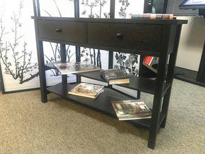 Console Table, Espresso SKU CB29287 for Sale in Fountain Valley, CA