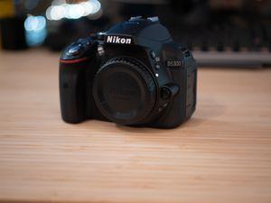 Nikon D5300 DSLR Bundle for Sale in Seattle, WA