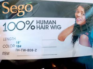 SEGOHAIR BEAUTY WIGS for Sale in Hillsborough, CA