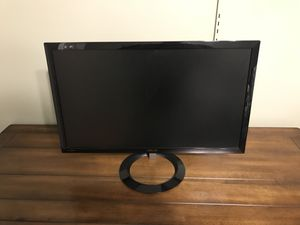 ASUS 21.5-inch Full HD Wide-Screen Gaming Monitor [VX238H] 1080p, 1ms Rapid Response Time, Dual HDMI, Built in Speakers, Low Blue Light, Flicker Free for Sale in Traverse City, MI