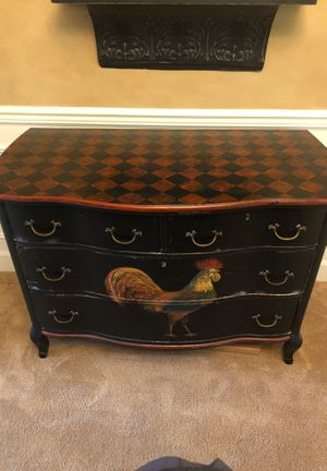 Antique Rooster Chest for Sale in Gig Harbor, WA