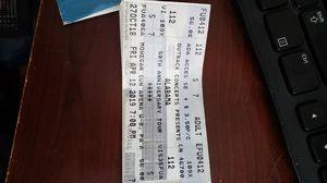 Alabama 50th anniversary tour- mohegan sun arena 8/29 for Sale in Hanover, PA