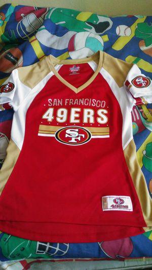 SAN FRANCISCO JERSEY SIZE SMALL WOMEN for Sale in Escondido, CA