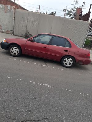 2001 Toyota Corolla for Sale in Los Angeles, CA