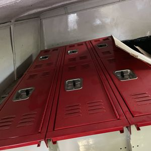 Red Lockers for Sale in Mulino, OR