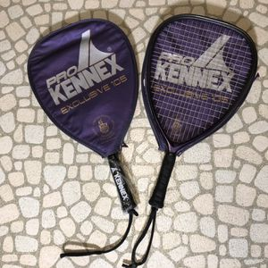 Pair of Pro Kennex 105 Racquetball Rackets w Covers for Sale in Washington, DC