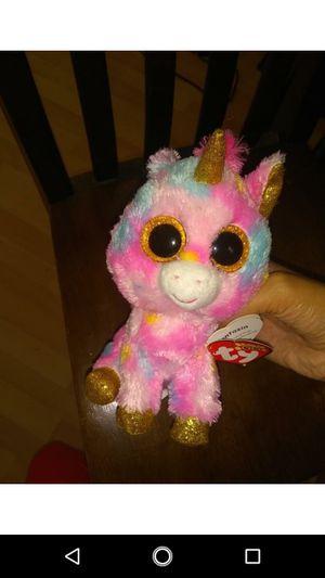 Unicorn Plushie for Sale in Sacramento, CA