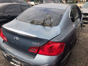 2008 Infiniti G35. Parts Only for Sale in Orlando, FL