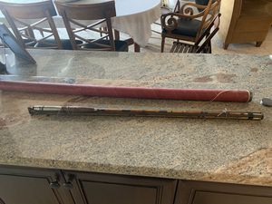 Vintage bamboo fly fishing rods for Sale in Sammamish, WA