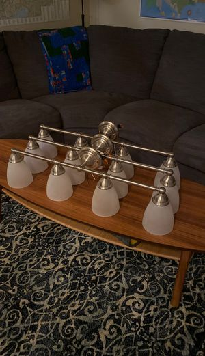 MOEN Brandford light fixtures for Sale in Lake Tapps, WA