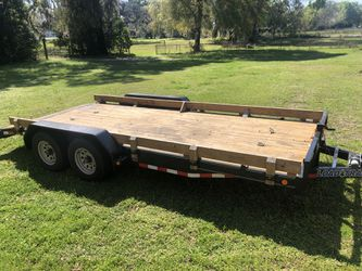 2017 LoadTrail Utility Trailer 18' w/ dovetail for Sale in Dade City,  FL