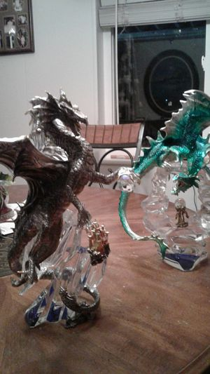 Franklin Mint Collector Dragons. for Sale in Ione, CA