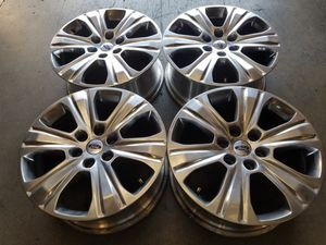 """20"""" EXPEDITION/F150 OEM WHEELS for Sale in Lake View Terrace, CA"""