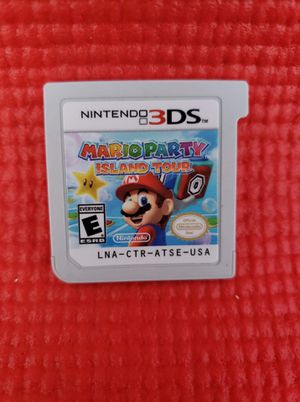 Mario Party Island Tour 3ds game for Sale in Norwalk, CA
