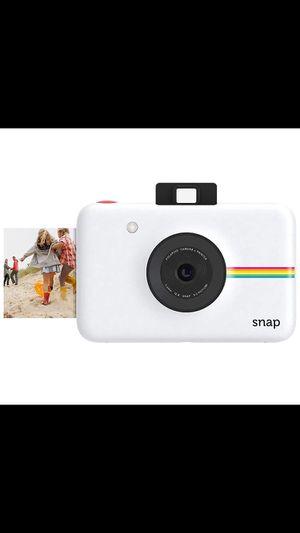 NEW Polaroid SNAP Instant Print Digital Camera for Sale in Ashburn, VA
