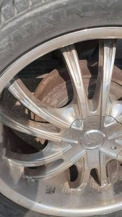 Rim Repair Available To Any Damage Rim ! We Fix Wheels any Size Damage Ford F150 , Chevy Silverado, GMC Sierra , Toyota Tacoma / 4Runner , Nissan Tita for Sale in Dallas,  TX