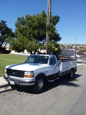 1995 Super duty utility truck for Sale in San Diego, CA