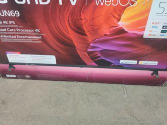 LG 55 Inch 4k Smart Tv for Sale in Novi,  MI