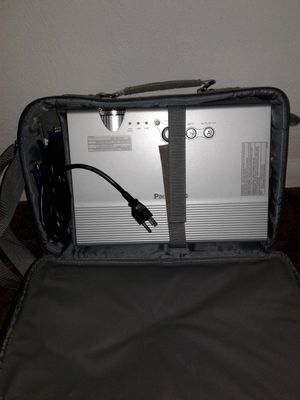 Panasonic lcd projector for Sale in Tacoma, WA