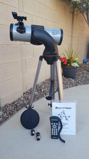 Celestron 114GT Telescope for Sale in Phoenix, AZ