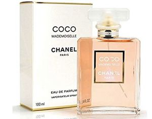 CHANEL Coco Mademoiselle perfume set! 4 pieces for Sale in Houston, TX