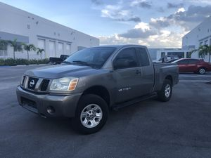 NISSAN TITÁN 2006 for Sale in Miami, FL