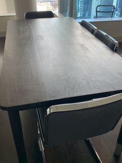 Wood Dining Table No Chairs for Sale in Seattle,  WA