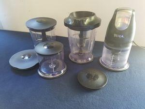 Ninja blender food processor great condition for Sale in Belleview, FL