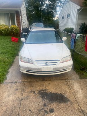 2001 Honda Accord for Sale in District Heights, MD