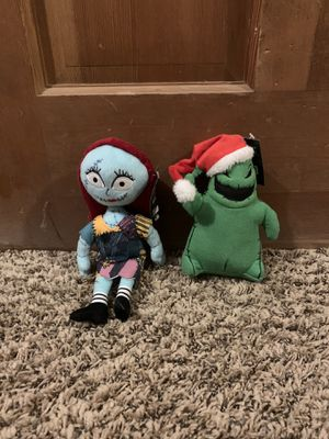 Nightmare Before Christmas Plush for Sale in Pewee Valley, KY