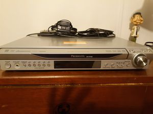 Panasonic 1200 watt 5 cd/movie changer home theater system for Sale in New Albany, MS