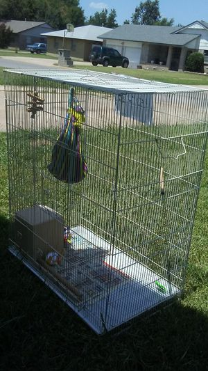 Bird cage for Sale in Oklahoma City, OK