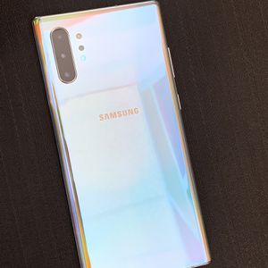 Samsung Note 10+ Unlocked 256GB for Sale in Red Hill, PA