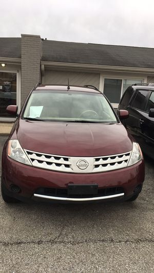 2007 Nissan Murano s awd for Sale in Indianapolis, IN