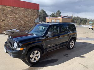 2017 Jeep Patriot Latitude for Sale in Woodland Park, CO
