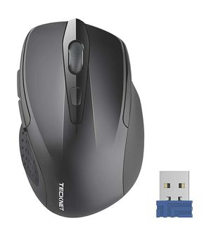 Wireless Optical Mouse with USB Nano Receiver for Sale in Covina, CA