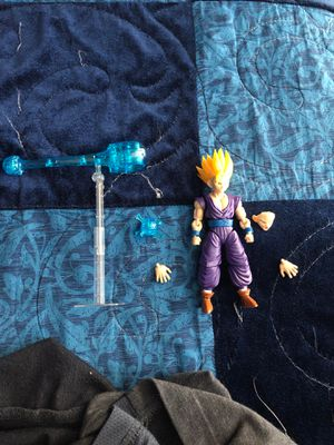 Dragon ball Z Figure-rise gohan fully built for Sale in Fresno, CA