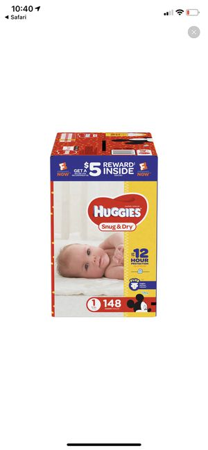 Diapers and wipes bundles for Sale in Anna, TX
