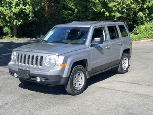 2017 Jeep Patriot sport 4wd for Sale in Federal Way, WA