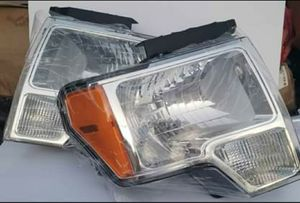 Ford F150 2009-2014 Headlights for Sale in Phillips Ranch, CA