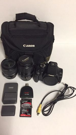 Canon rebel XT for Sale in Columbus, OH