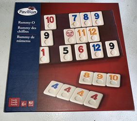 Rummy-O Game for Sale in Vancouver,  WA
