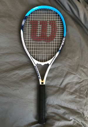 Wilson essence tennis racket for Sale in Phoenix, AZ