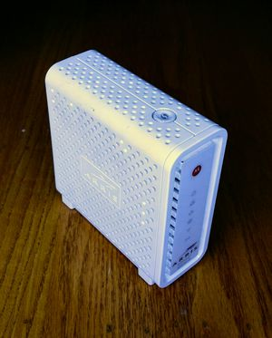 Motorola ARRIS SURFboard SBG6700-AC cable modem & Wi-Fi router for Sale in San Mateo, CA