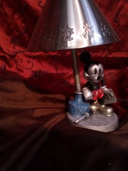 Vintage Mickey Mouse Lamp for Sale in Carrollton,  TX